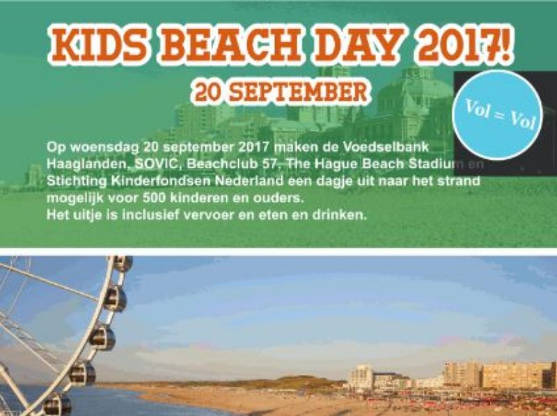 Kids Beach Day 2017