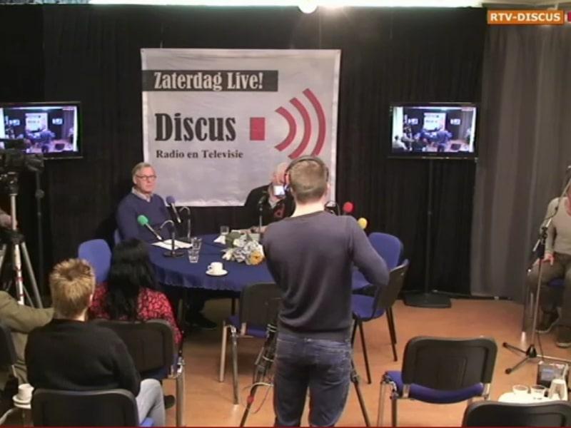 Interview Frank Lentz RTV Discus