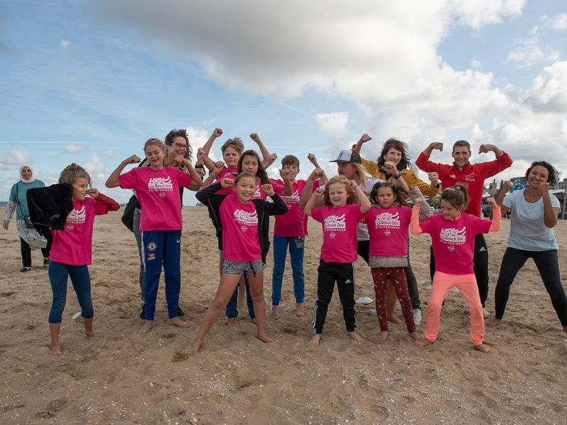 2e Editie Kids Beach Day