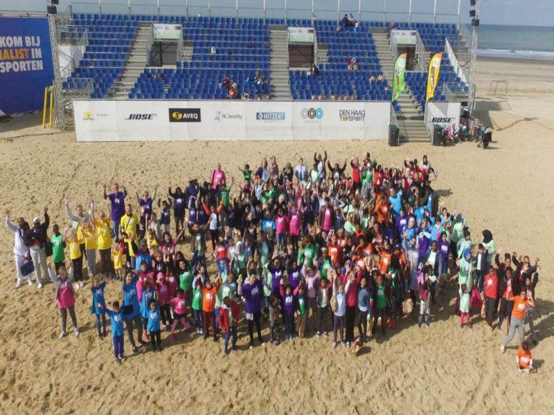 Kids Beach Day 2017