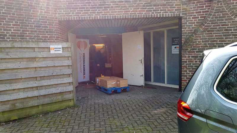 Voedselbank-Zoetermeer