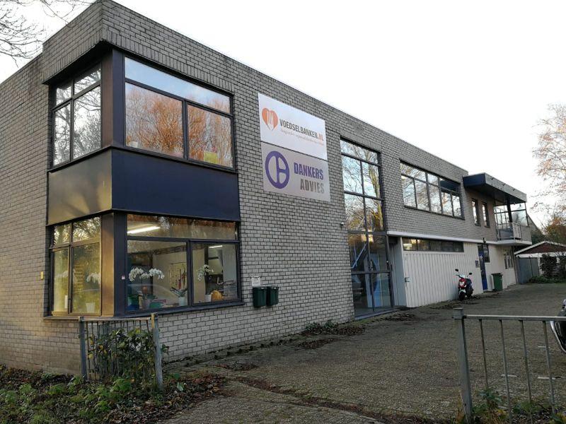 Distributiecentrum Voedselbank Haaglanden